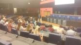 At the EU parliament