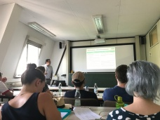 Lecture at the Karlsruhe Institute of Technology (KIT)