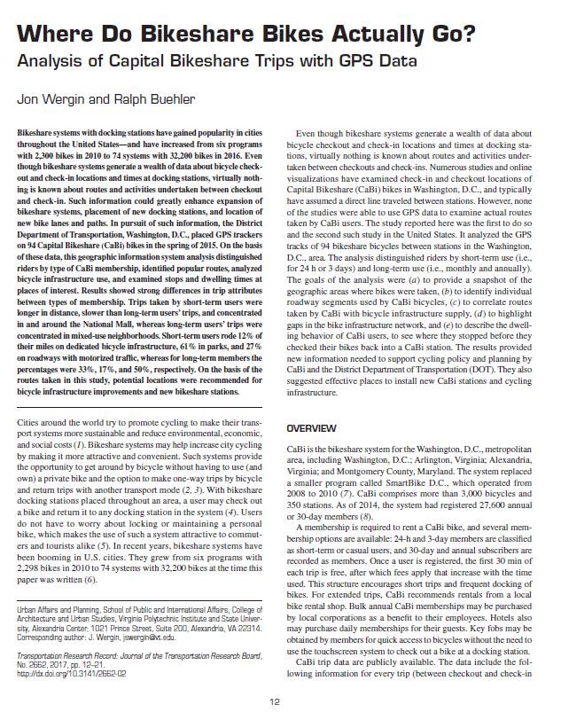 Wergin Buehler Title Page